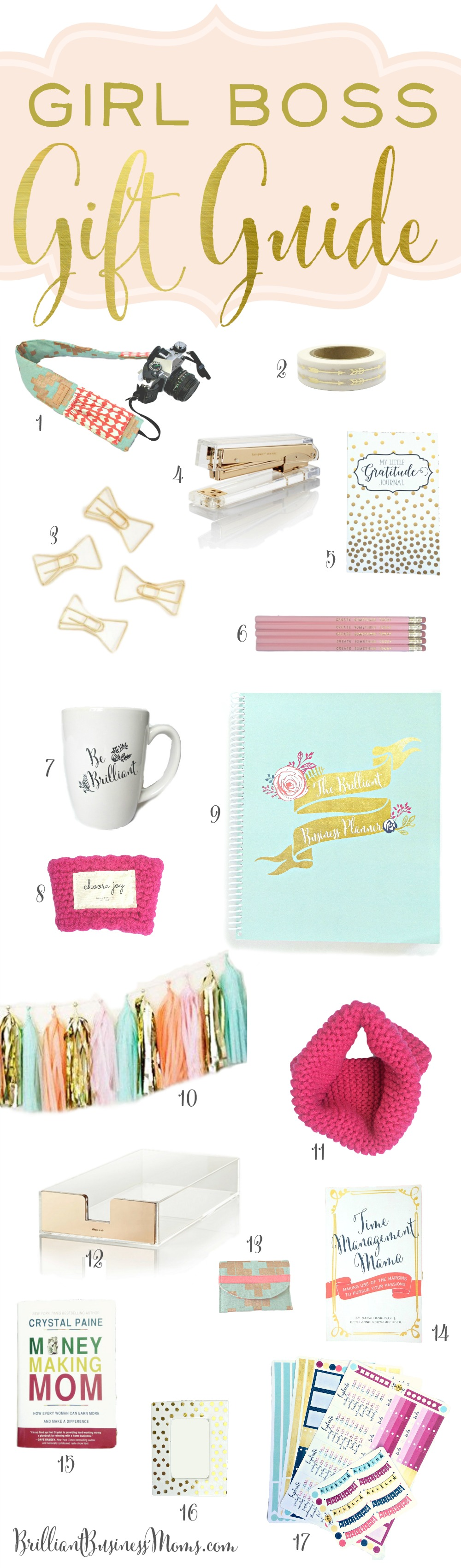 Boss Gift Guide For Christmas 2017 Plus A Giveaway Great Ideas Entrepreneurs